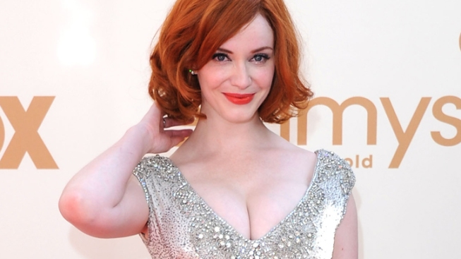 "Christina Hendricks: Don't Call Me ""Full-Figured"""
