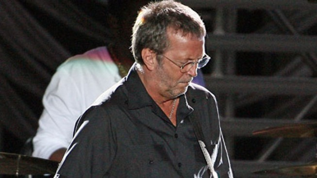 Clapton Guitar Among Prized Auction Items