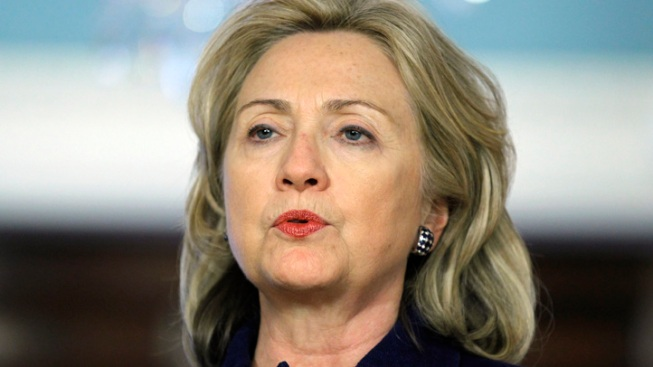 Clinton Lauds NY Gay Marriage Vote
