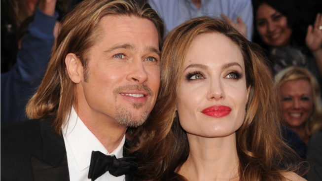 """Brad Pitt on Angelina Jolie Double Mastectomy: """"This Is a Happy Day for Our Family"""""""