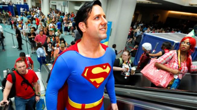 Comic-Con 2012: Fan-tastic Voyage