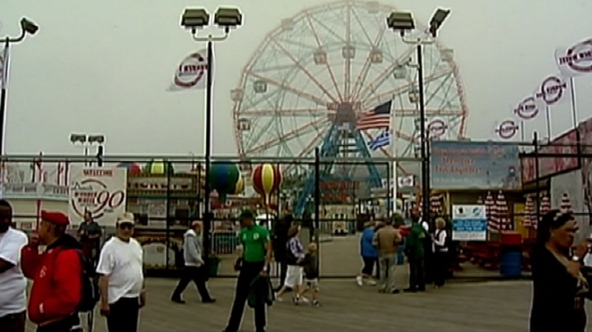 Coney Island Boardwalk Could Become Concrete