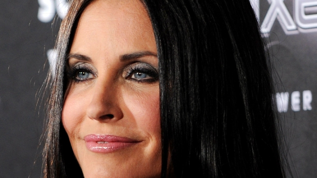Courteney Cox Returning To NBC