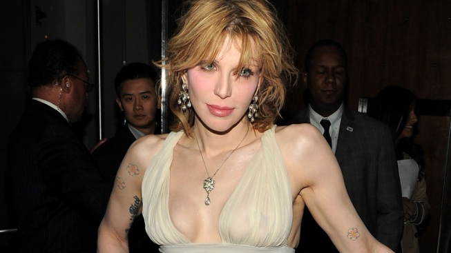 Courtney Love is Selling Her Designer Clothes on eBay
