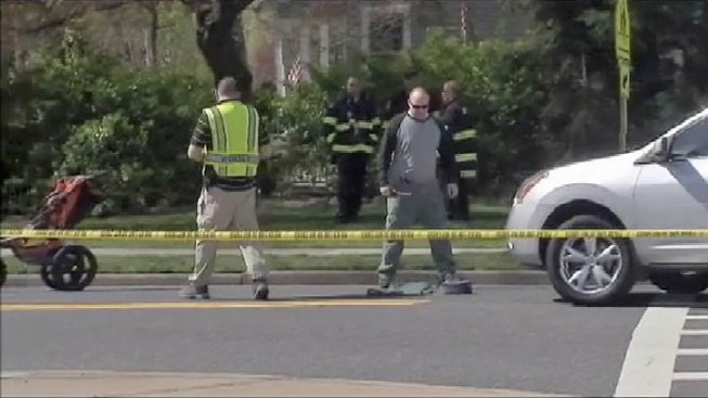 Pregnant Woman Walking With Kids Struck by Car in NJ Crosswalk
