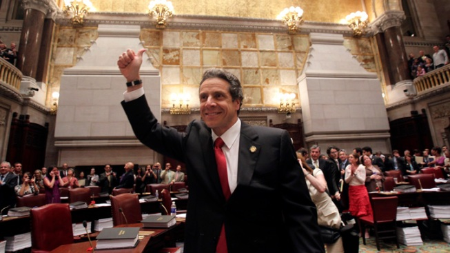 Analysis: Cuomo Can Break Incumbents' Albany Death Grip