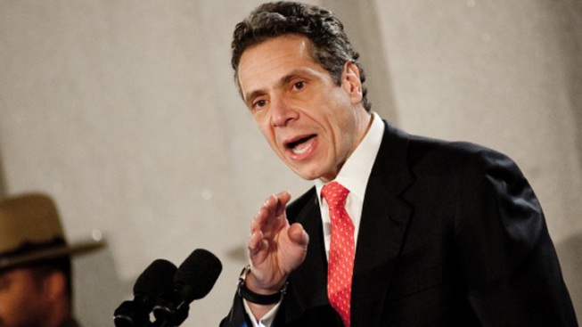 Cuomo Supports Obama's Millionaire's Tax