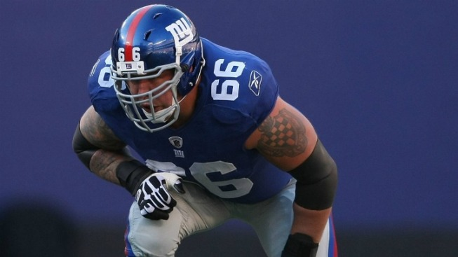 Giants Embrace Change on Offensive Line