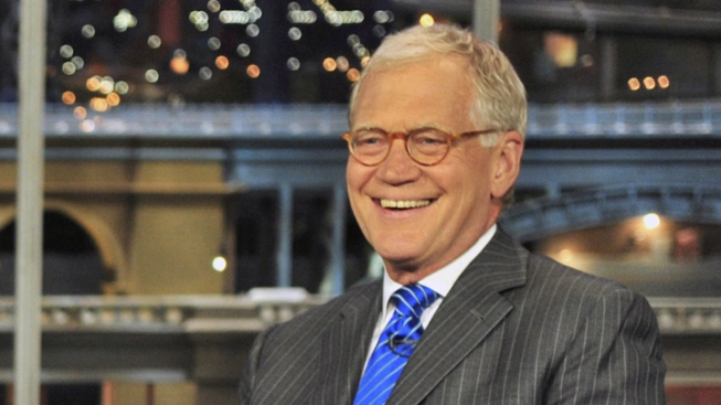Letterman Back, Mocks Jihadist Threat