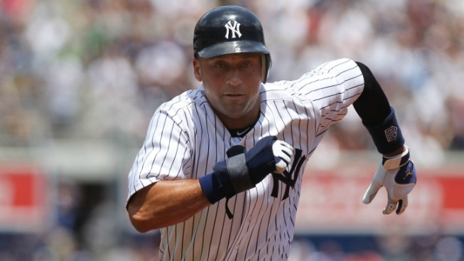 Poll: Derek Jeter Ties Babe Ruth As Greatest Yankee Ever