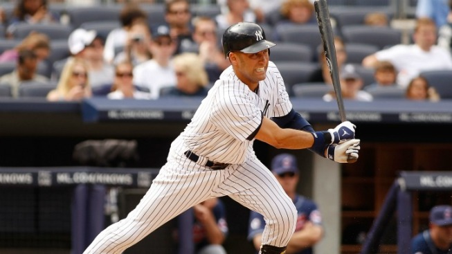 Jeter Hurt Just 6 Hits Away From 3,000