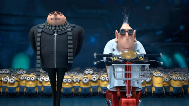 "Al Pacino Drops Out of ""Despicable Me 2""; Benjamin Bratt Set to Replace Him"