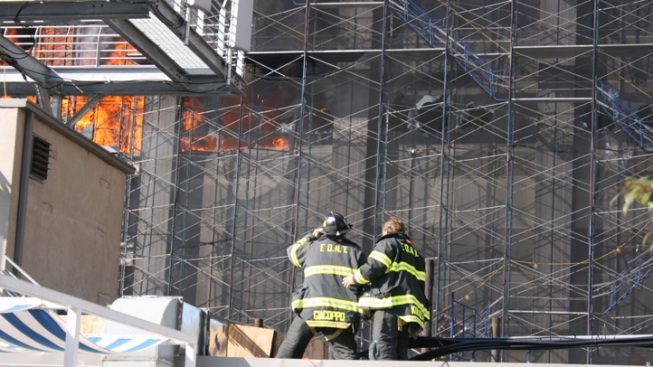 9/11 Group Wants Ground Zero Fire Case Reopened
