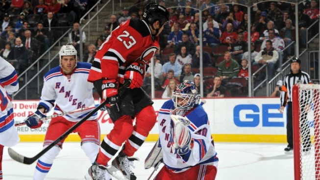 This Battle for the Hudson Goes to the Devils