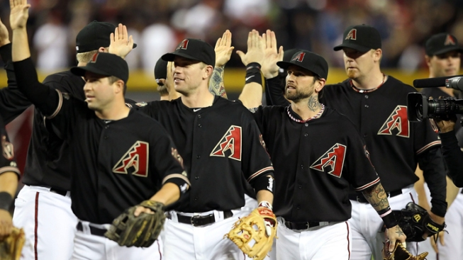 Diamondbacks Slam Brewers, Force Game 5