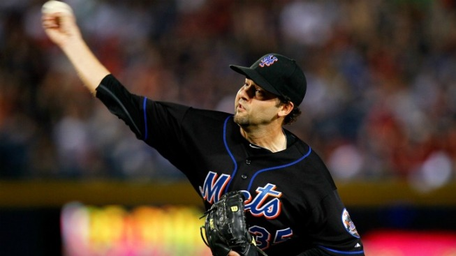 Dillon Gee Hopes to Pitch for the Mets This Season