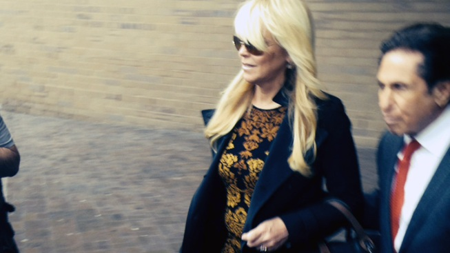 "Dina Lohan Had ""2, Well Maybe 3"" Glasses of Pinot Grigio on Night of DWI Arrest: Court Records"