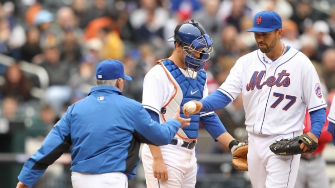 Home Cooking Doesn't Do the Mets Much Good