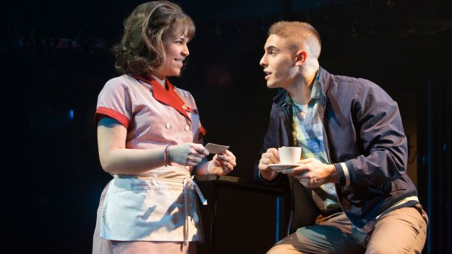 "With ""Dogfight,"" Second Stage Has a Rose in Bloom"