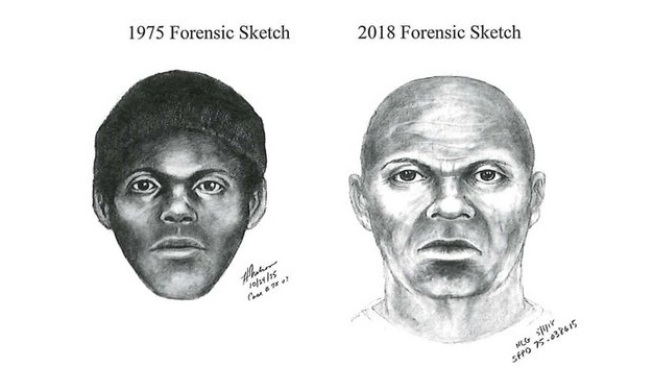 San Francisco Police Release Sketch of 'Doodler' Serial Killer