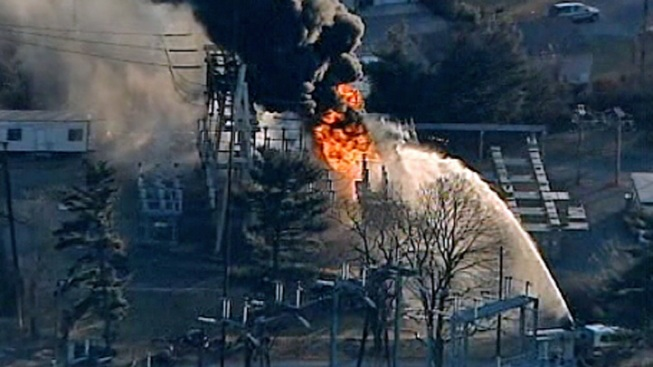 Thousands Lose Power in NJ Substation Fire