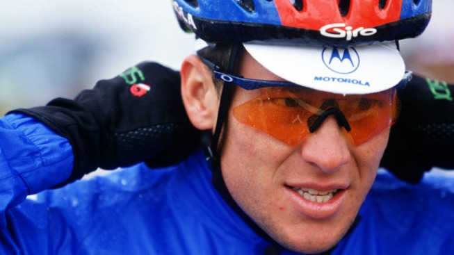 Sports World Reacts to Armstrong's Doping Admission