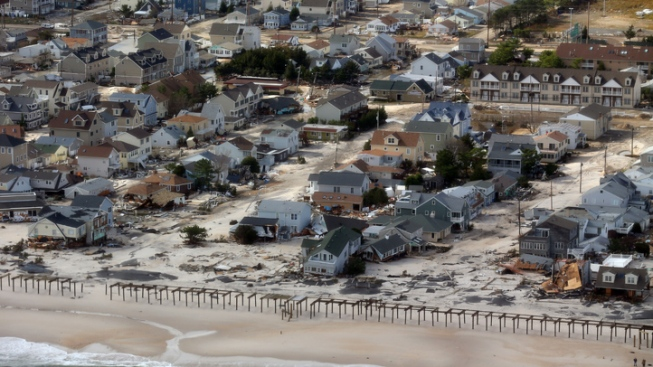 Seaside Heights Hopes Residents Can Return in January