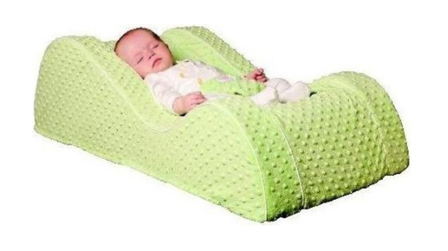 New Jersey Baby Dies in Recalled Nap Nanny Chair