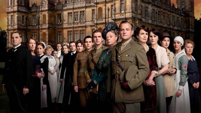 """Downton Abbey"" Roars Back"