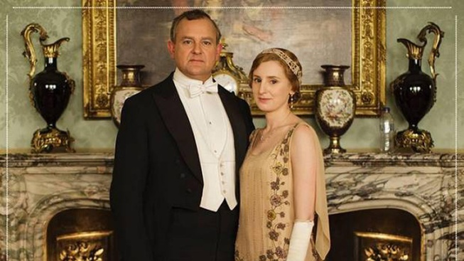 "Photo Oops: ""Downton Abbey's"" Continuity Mistake"