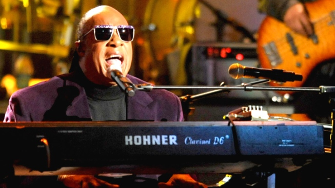 Stevie Wonder to Play Short Set at Central Park SummerStage Tonight