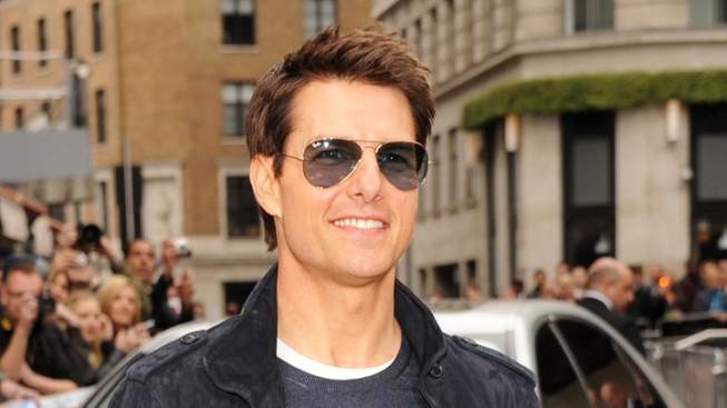 Tom Cruise Named Highest Paid Actor in Hollywood