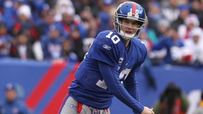 New Quarterback Rating Makes Eli Manning Look Good