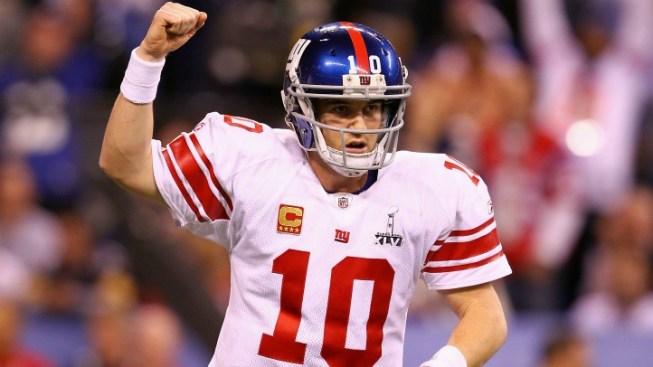 Eli Manning Proves He's an Elite QB