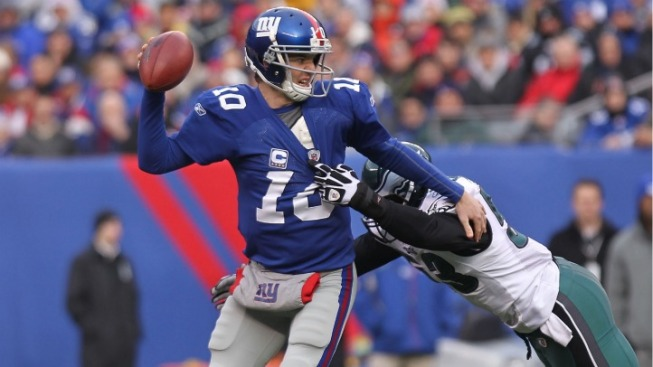 NFL Players Don't Think Much of Eli Manning