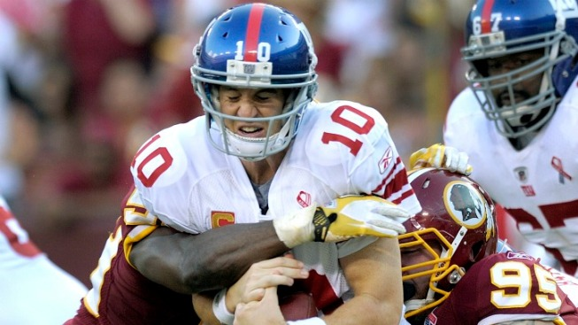 The Giants Might Be Just As Bad As You Feared