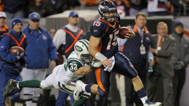 Jets, Broncos Complete Trade for Tim Tebow