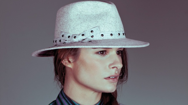 Eugenia Kim Collaborates with Stetson on Western-Inspired Hats for Fall