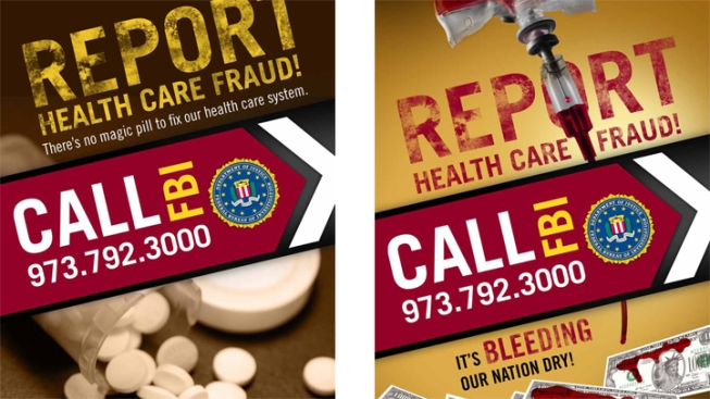 FBI Launches Campaign to Urge Reporting of Health Care Fraud