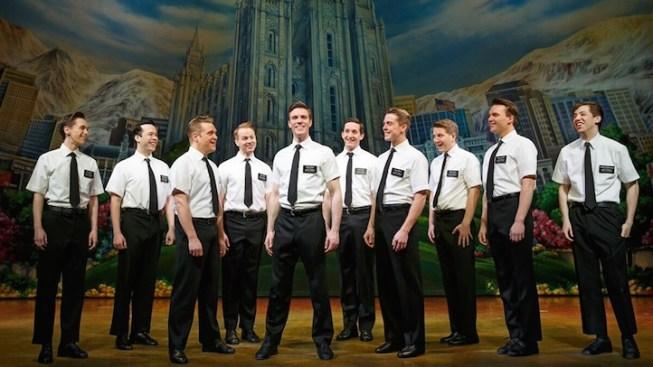 Utah Embraces Tony-Winning Musical 'The Book of Mormon'