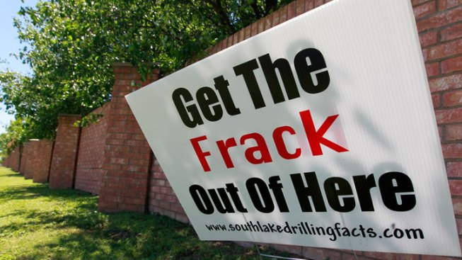 Hundreds Protest Fracking in NY and NJ