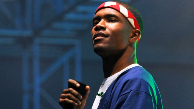 "Frank Ocean Sued Over Hit Song ""Lost"""