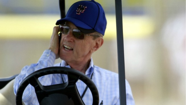Fred Wilpon Isn't Going Anywhere