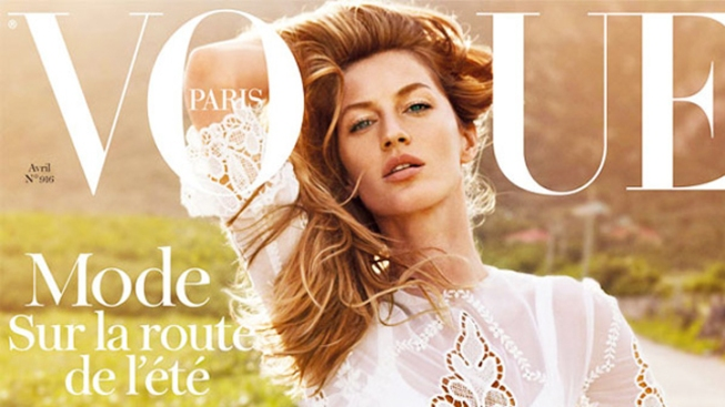 New French Vogue Editor in Chief Shows Less Skin in First Issue