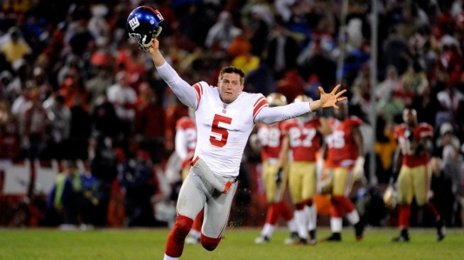 Giants' Toughness Gets Them to Super Bowl