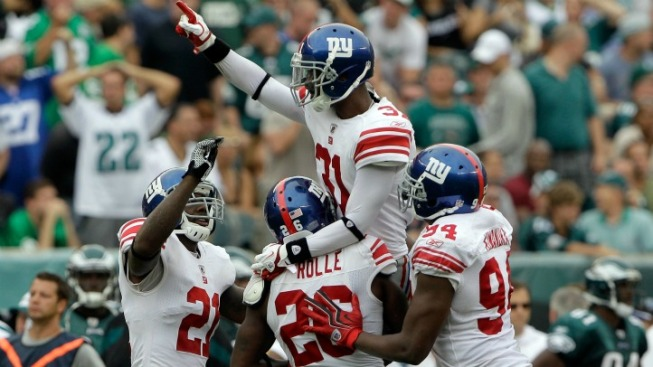 Giants Can't Gloat Too Long