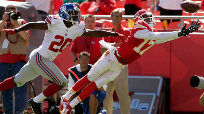 Giants Drop to 0-4 With 31-7 Loss to Unbeaten Chiefs