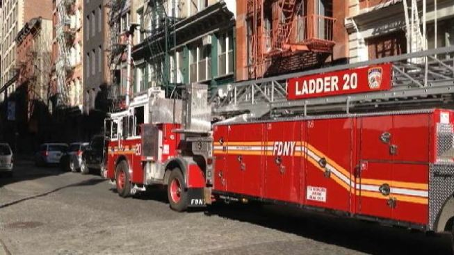 Girl Falls 3 Stories Down NYC Elevator Shaft, Breaks Arm