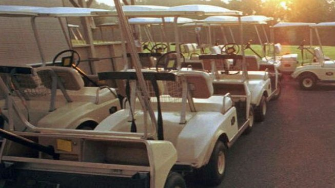 Irate Golfer Accused of Driving Cart Into Slow-Moving Group