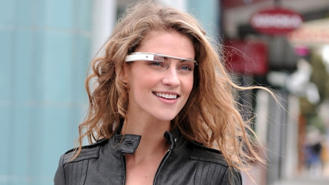 Google Shows Off Its Futuristic Web Glasses